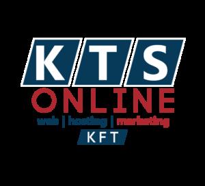 KTS Online weboldal készítés győr logo